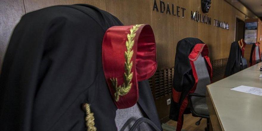 543 Hakim Ve Savcı Meslekten İhraç Edildi