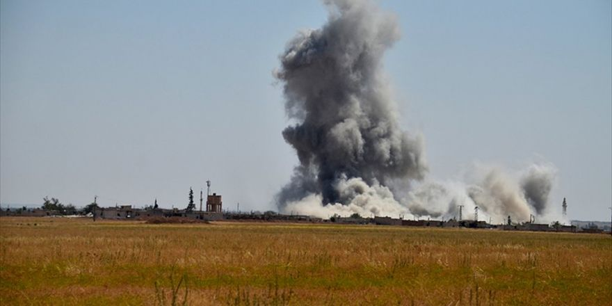 Esed Rejimi Sivil Konvoyu Bombaladı: 25 Ölü