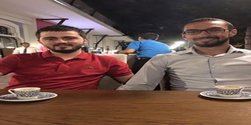 Eymen Yumak ile Serdar Önel Lezzan Alakart Restoranda