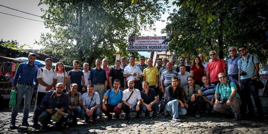 """Selçuklu başkentinden """"Osmanlı Payitahtı""""na ziyaret"""