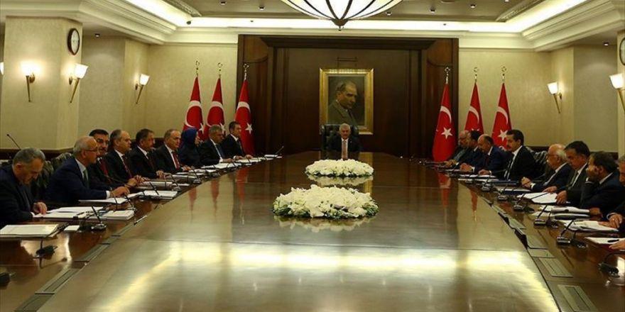 Başbakan Yıldırım: Terör Örgütü 10 Milyar Tutarında Zarar Verdi