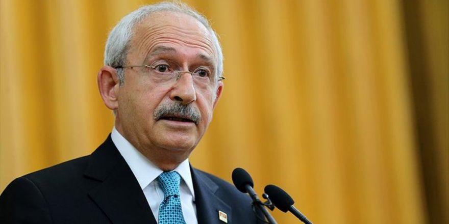 Khk İle Kılıçdaroğlu'nun Danışmanının Görevine Son Verildi