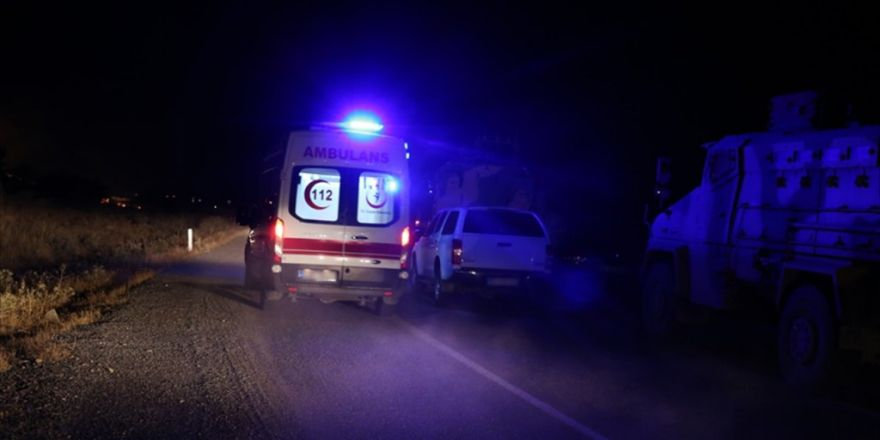 Dargeçit'te Terör Saldırısı: 1 Şehit, 4 Yaralı