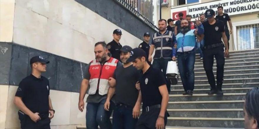 Atilla Taş, Çulhaoğlu, Aksoy Ve Çölgeçen Tutuklandı