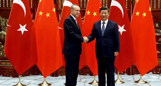 Türkiye ile Çin arasında 4 anlaşma imzalandı