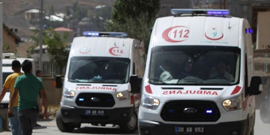 Hakkari'de Terör Operasyonunda 3 Şehit, 20 Asker Yaralı