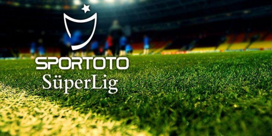 Süper Lig'de İlk Yarının Maç Programı Açıklandı