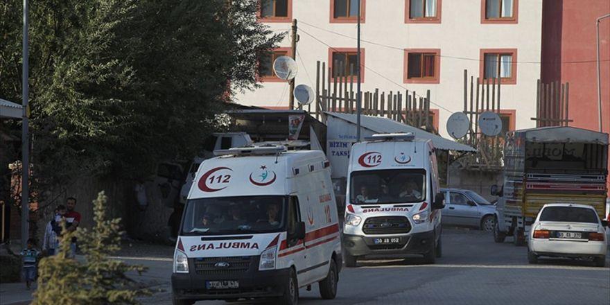 Hakkari'de Terör Saldırısı: 5 Şehit