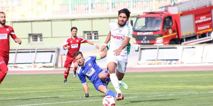 Anadolu Selçukspor 4 Kahramanmaraşspor 0