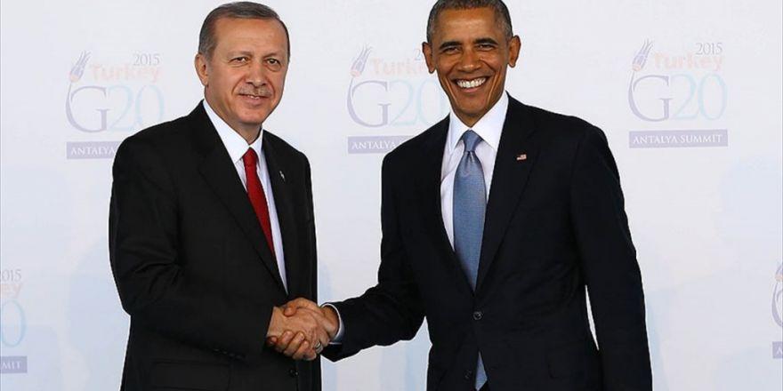 Erdoğan-obama Görüşmesi Yarın