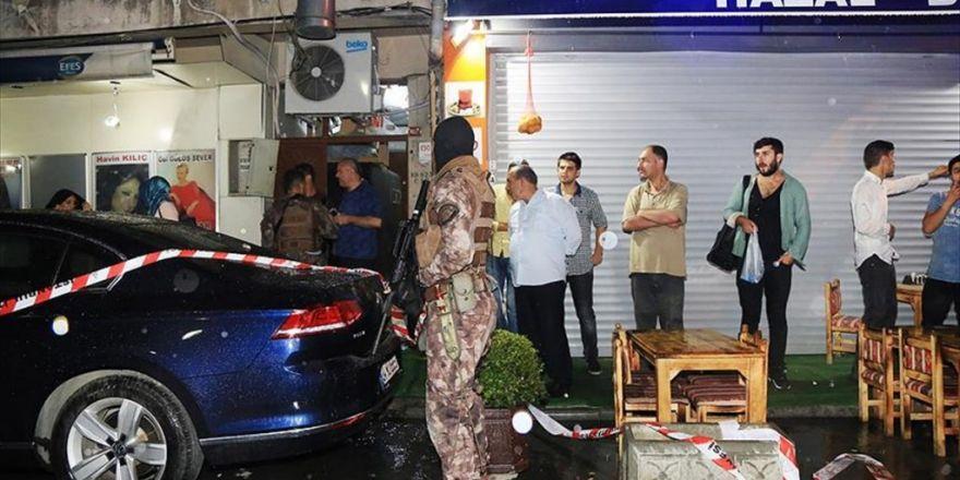 Kağıthane'de Bir Eğlence Merkezinde Patlama: 4 Yaralı