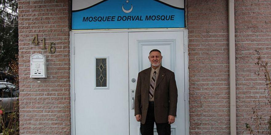 Kanada'da Türk Camisine Irkçı Afiş