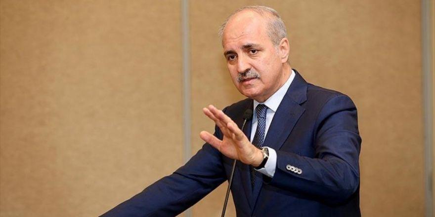 Başbakan Yardımcısı Kurtulmuş Abd'de