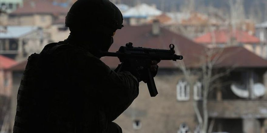 Pkk'nın Sözde 'Tendürek Sorumlusu' Öldürüldü