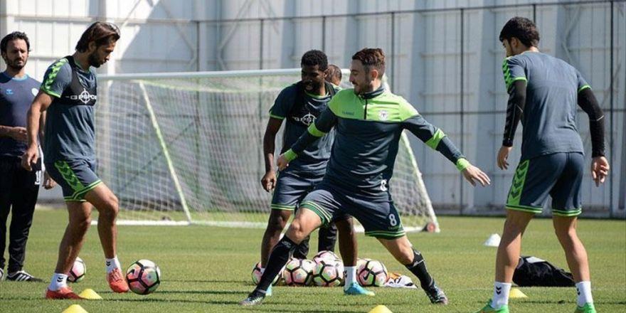 Atiker Konyaspor Antalyaspor Maçına Hazırlanıyor