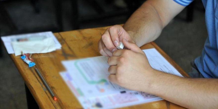 Askeri Lise Mezunları İçin Üniversiteye Geçiş Sınavı Yapıldı