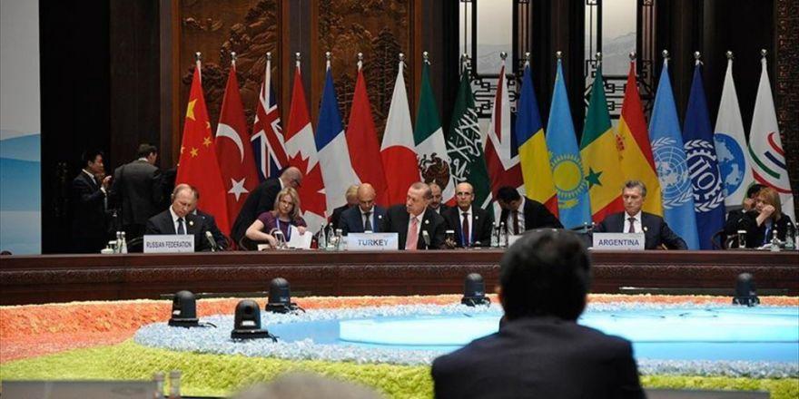 G20'de Yenilikçi Ekonomik Büyüme Ve Kapsayıcı Kalkınma Vurgusu