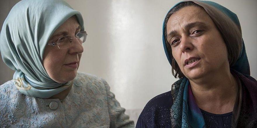 'Kızım Sen Ağlama Şehit Anasısın'