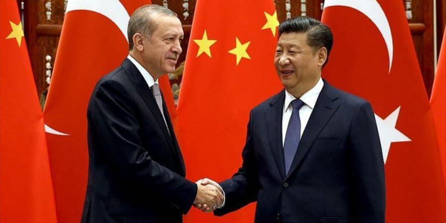 Cumhurbaşkanı Erdoğan Liderler İçin Verilen Yemeğe Katıldı