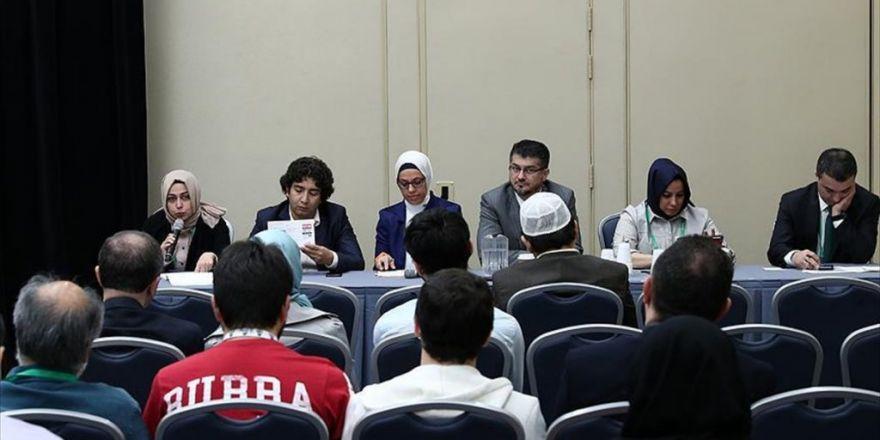 Türk Delegasyonu Amerikalı Müslümanlara 15 Temmuz'u Anlattı