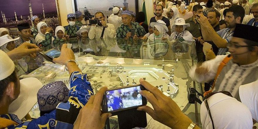 Hacı Adaylarından Mekke'deki Müzelere Yoğun İlgi
