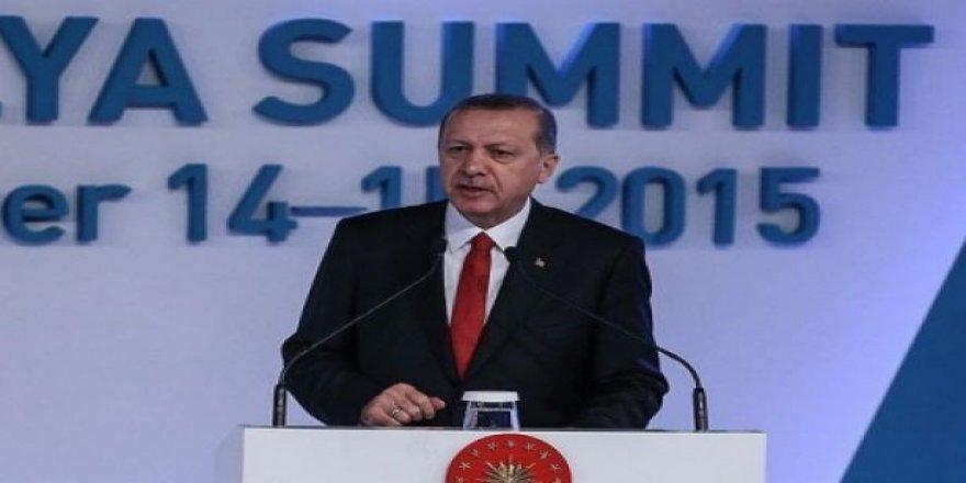 Erdoğan'dan dünyaya 'FETÖ' uyarısı