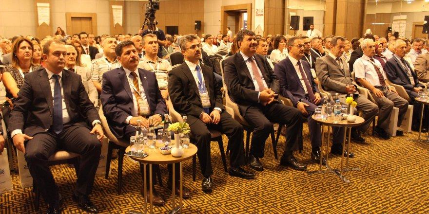 Türkiye 6. Bitki Koruma Kongresi başladı