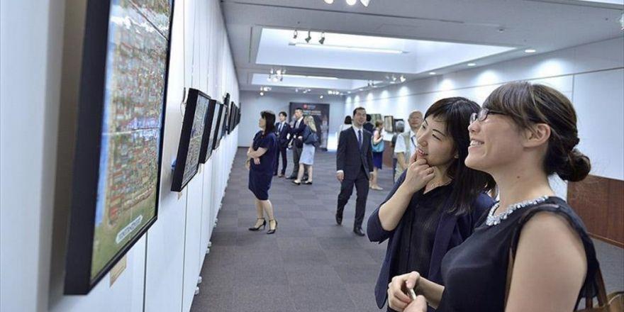 """""""Matrakçı Nasuh"""" Sergisi Tokyo'da"""