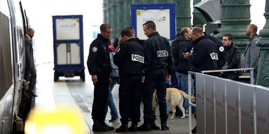 Fransa'da Trenlerde Ek Güvenlik Önlemi