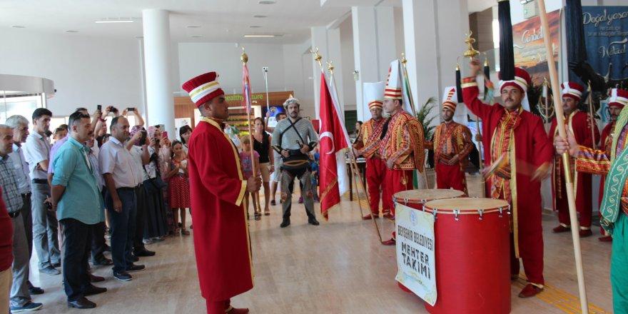 Beyşehir Belediyesi Mehteran Takımı EXPO Antalya'da konser verdi
