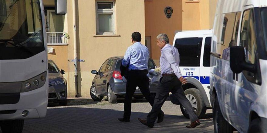 Çankırı'da Çtb Başkanı Ak İle Fetö'cü İş Adamları Tutuklandı