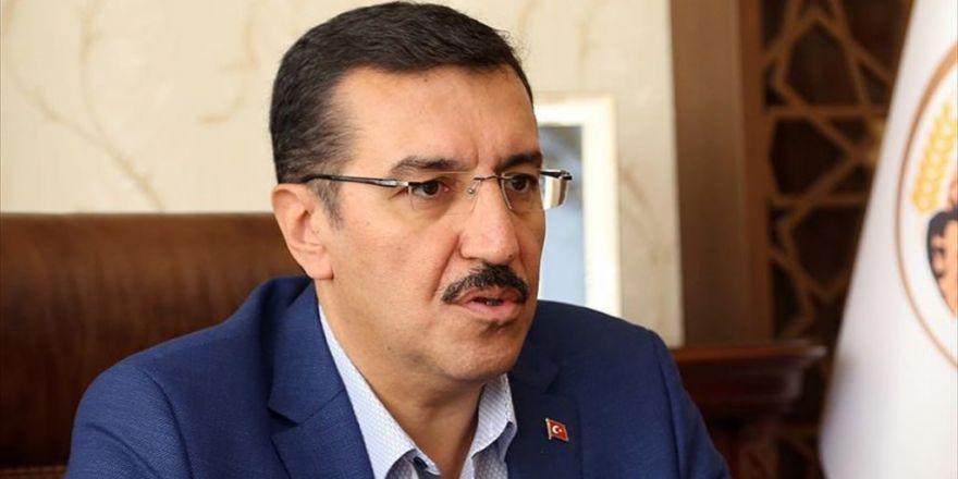 Gümrük Ve Ticaret Bakanı Tüfenkci: Esnafa İşsizlik Fonu İçin Devlet Katkı Vermeye Hazır