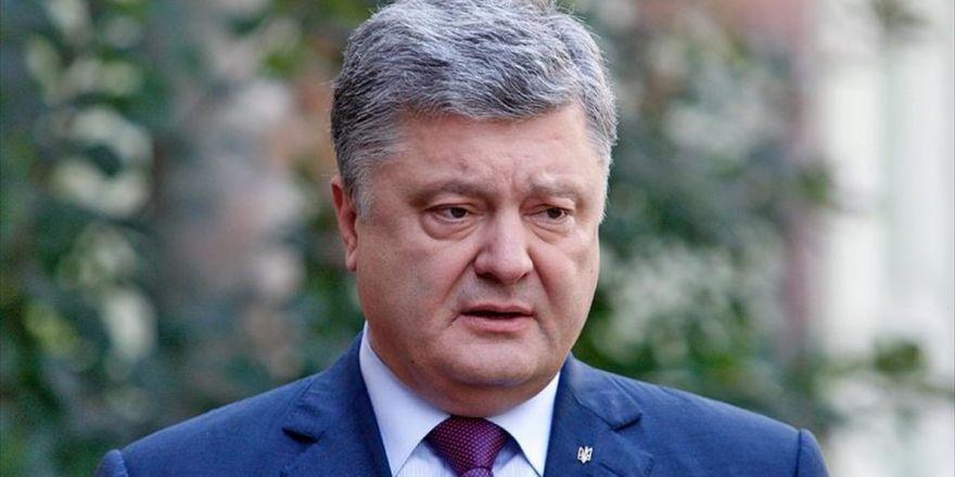 Ukrayna Devlet Başkanı Poroşenko: Kırım Ukrayna'nındı Ukrayna'ya Ait Ve Ukrayna'nın Olacak