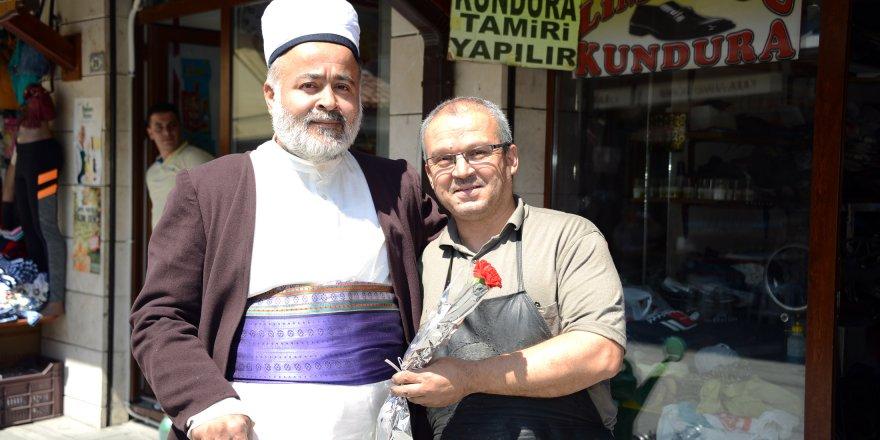 Osmanlıdan Günümüze Zabıta Nostaljisi Yaşandı