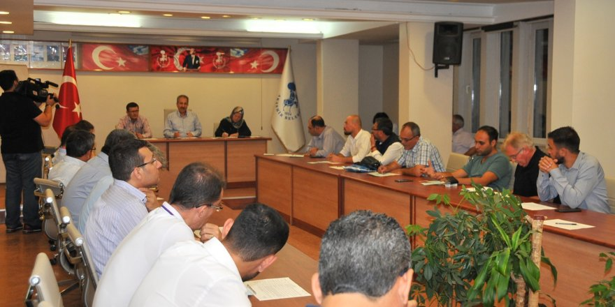 Akşehir Belediyesi'nden 15 Temmuz şehit ve gazilerine yardım