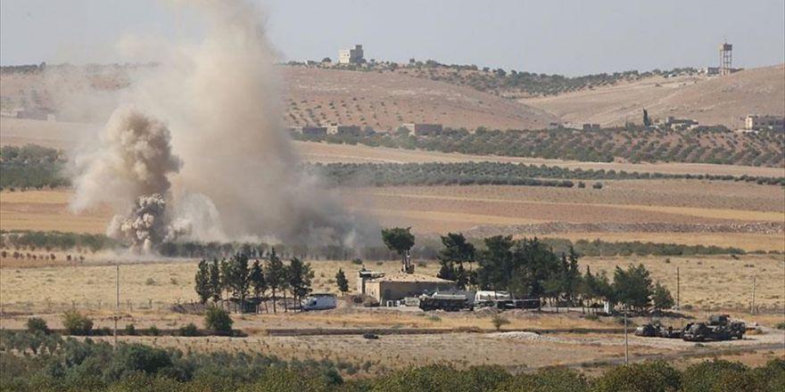 Daeş Tsk'ya Ait İki Tanka Saldırdı: 2 Şehit, 5 Yaralı