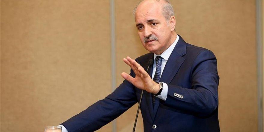 Başbakan Yardımcısı Kurtulmuş: Fetö Abd'de Dahi Demokrasiye Tehdit Oluşturabilir