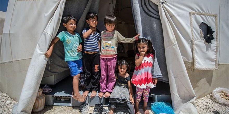 Unıcef'ten Mülteci Çocuklar Raporu