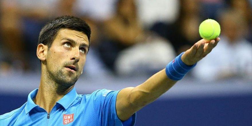 Abd Açık'ta Djokovic Yarı Finalde