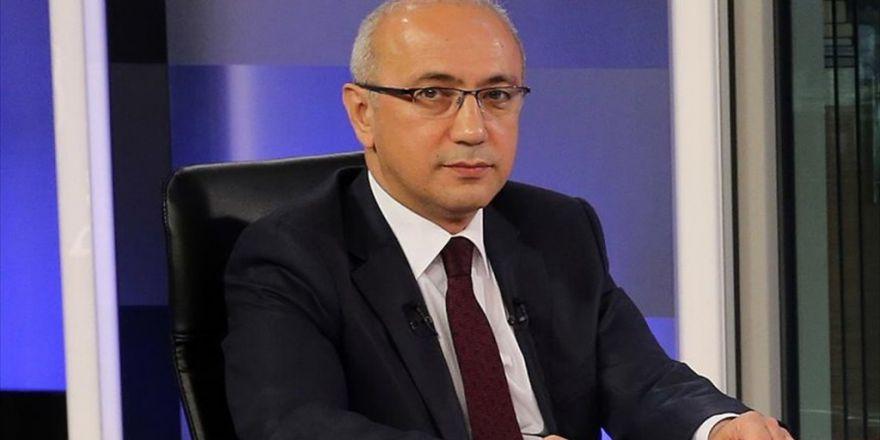 Kalkınma Bakanı Elvan: Oradaki Genç, Dinamik Nüfusumuza İş İmkanı Ortaya Koyacağız
