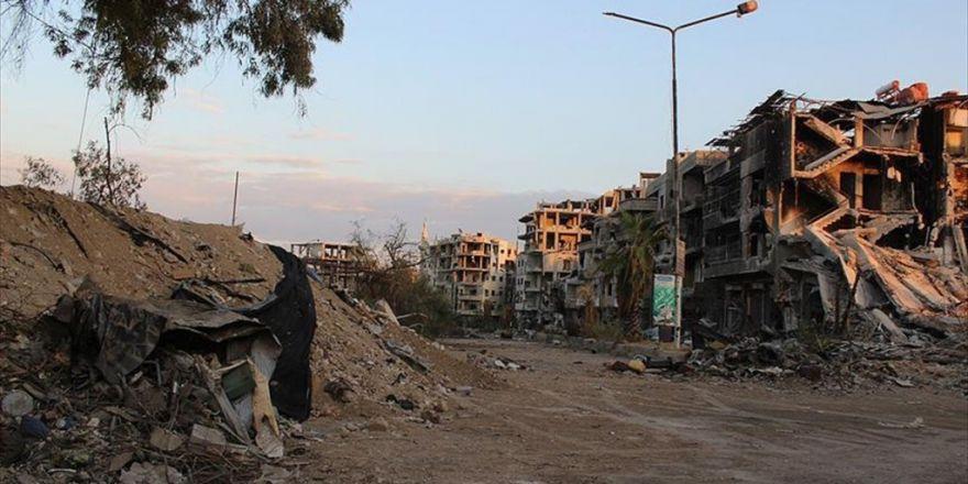 Suriye'de Rejim İki Bölgeye Klor Gazıyla Saldırdı
