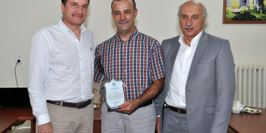 NEÜ'den bilimsel araştırmalara 49 milyon lira destek