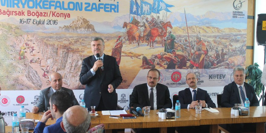 Miryokefalon Anadolu'nun kurtuluş savaşıdır