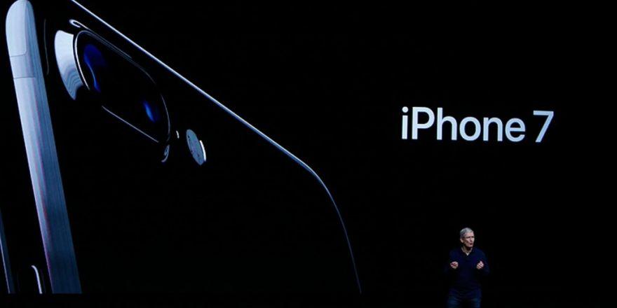 Apple İphone 7'yi Tanıttı