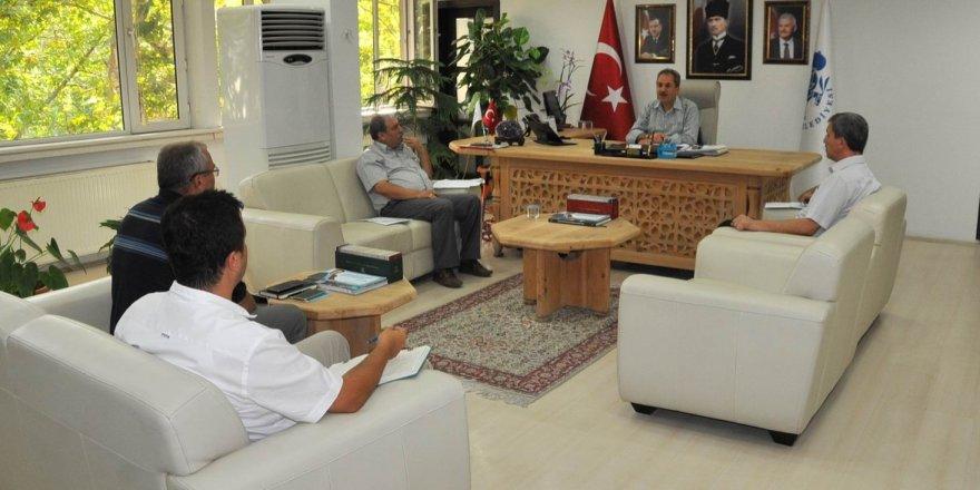 Akşehir Belediyesi'nden bayram tedbirleri