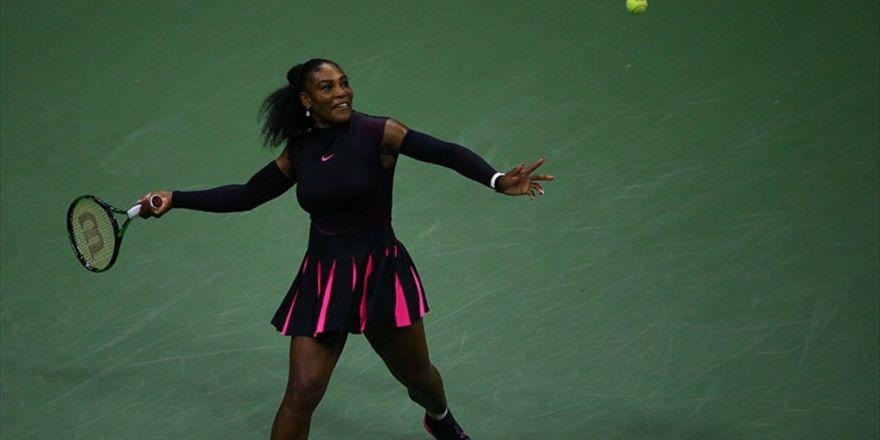 Serena 23. Grand Slam Zaferine Bir Adım Daha Yaklaştı