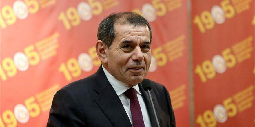 Galatasaray Kulübü Başkanı Özbek: Bu Yılki Hedef Tüm Kupalara Ambargo Koymak