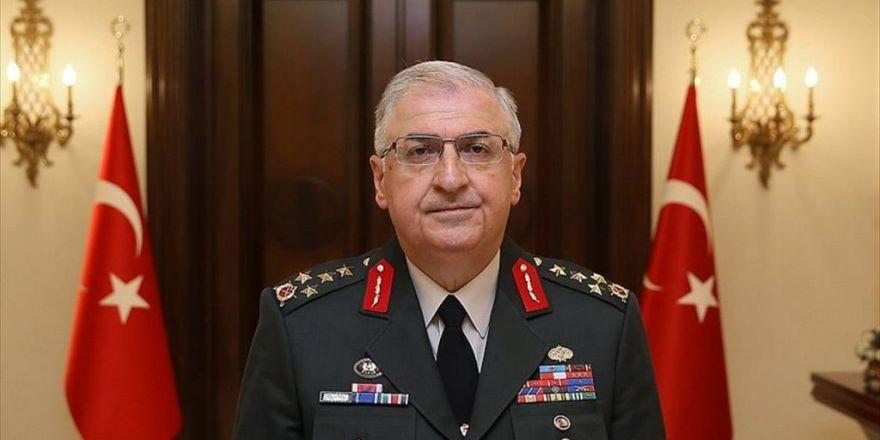 Jandarma Genel Komutanı Orgeneral Güler: 'Kale Tepe'den Tamamen Sökülüp Atıldılar'
