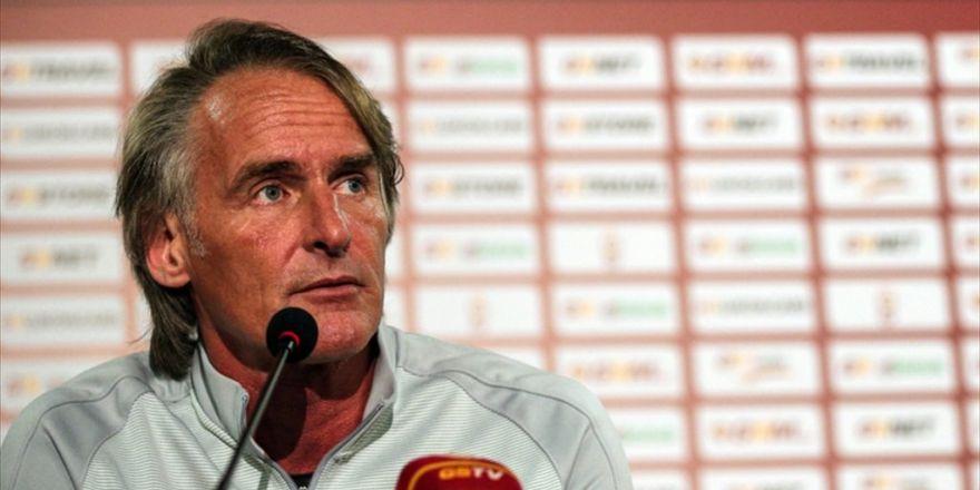 Galatasaray Teknik Direktörü Riekerink Hedeflerini Açıkladı