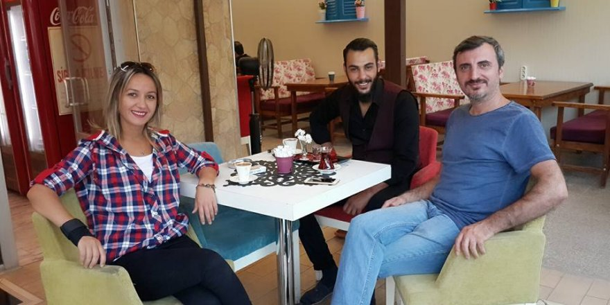 Margherita Boutique Caffe'de güzel sohbet